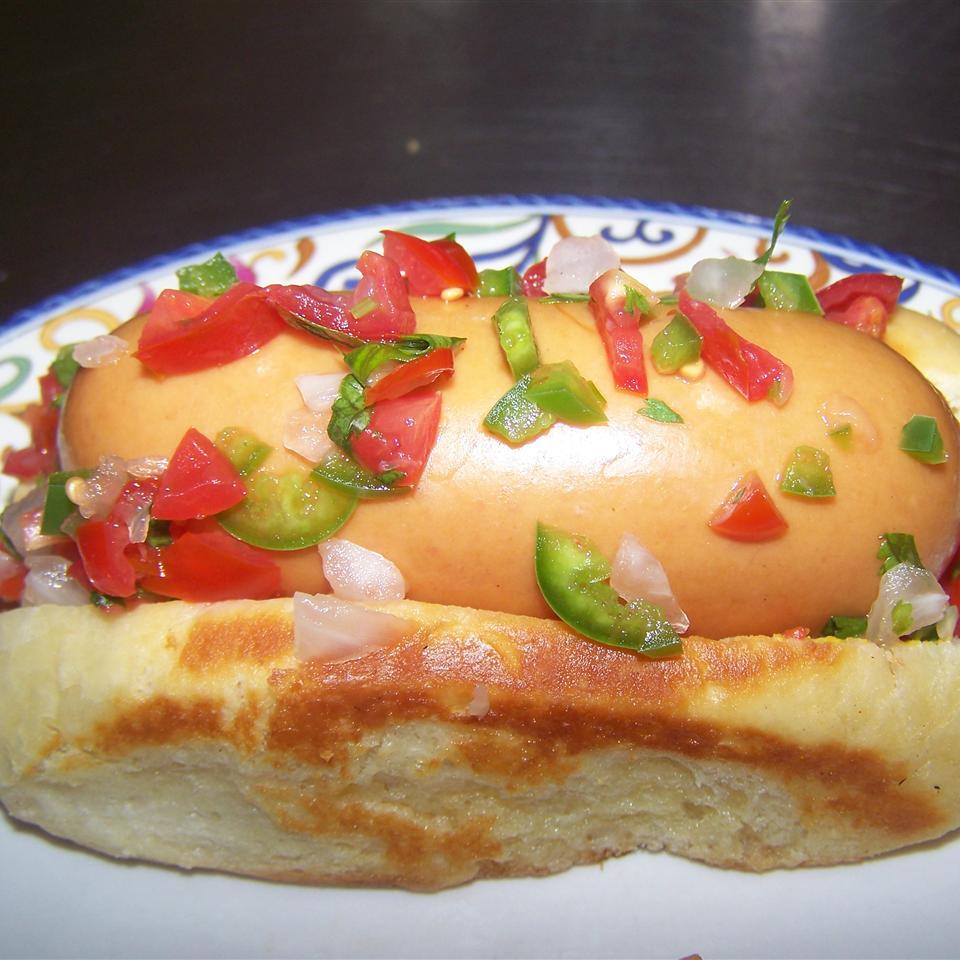 Chef John's Hot Dog Buns Amy Jo McCord