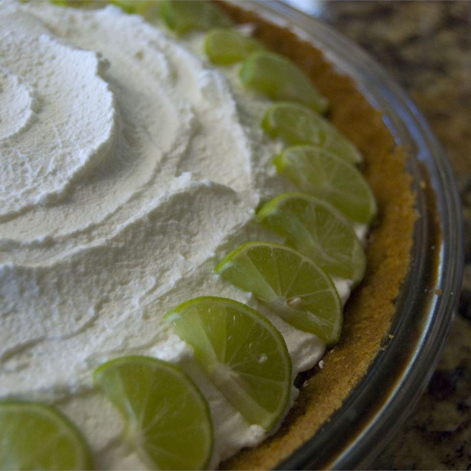 Easy Key Lime Pie I momlovestocook