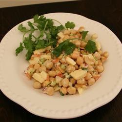 Garbanzo Bean Salad Isabelle