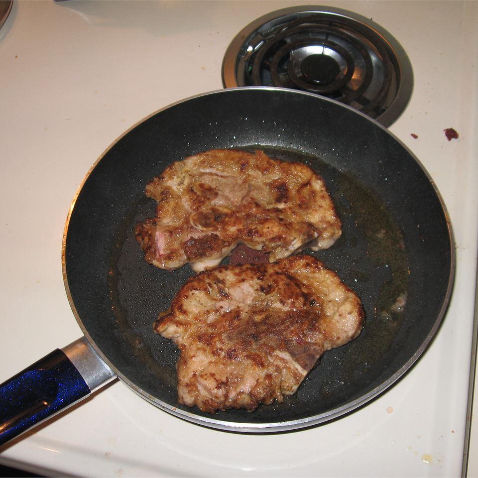 Lemonade Pork Chops Jessica