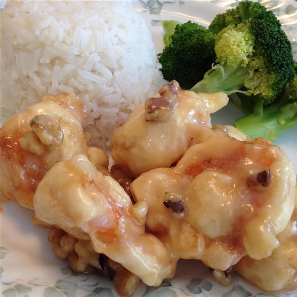 Honey Walnut Shrimp Kim's Cooking Now
