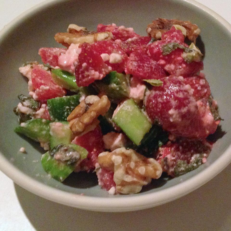 Danforth Salad Mort McManus