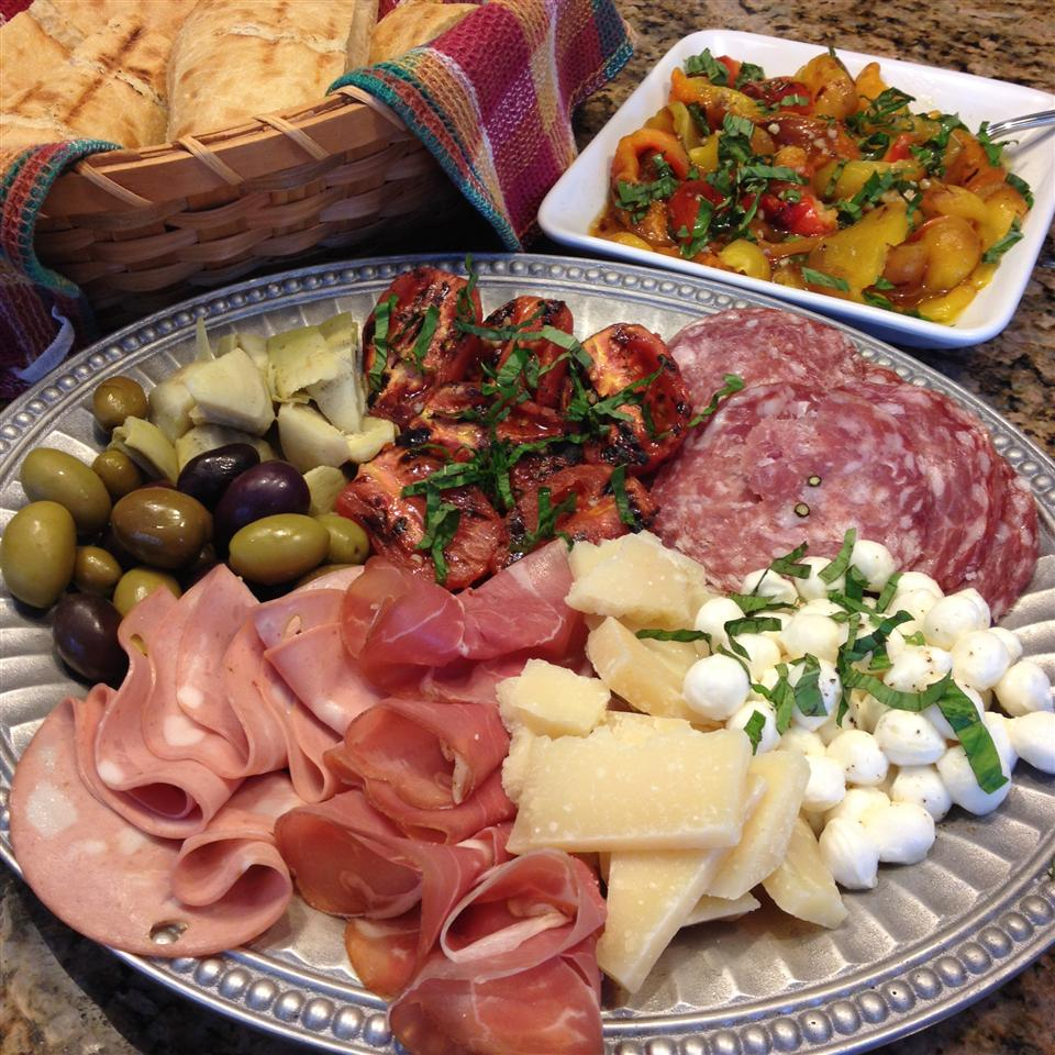 Antipasto Platter from Margherita® Meats Kim's Cooking Now