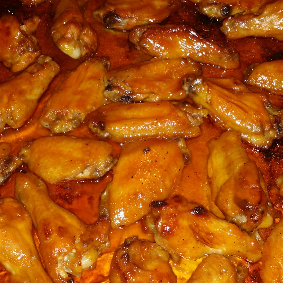 Sweet Spicy Wings adre40