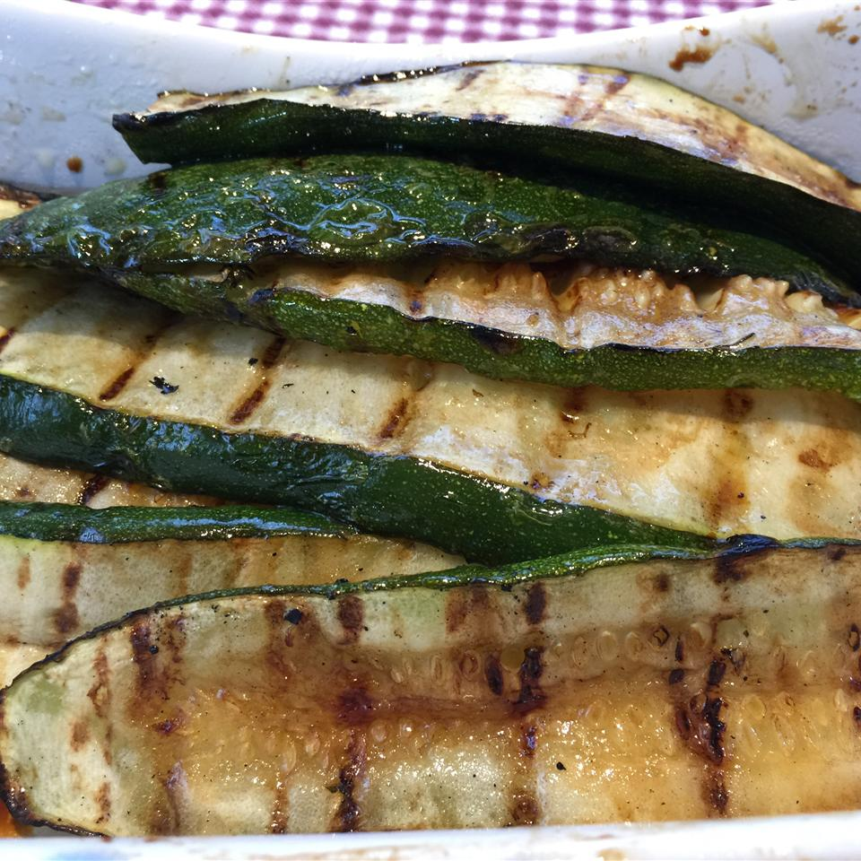 Grilled Zucchini Esmee Williams