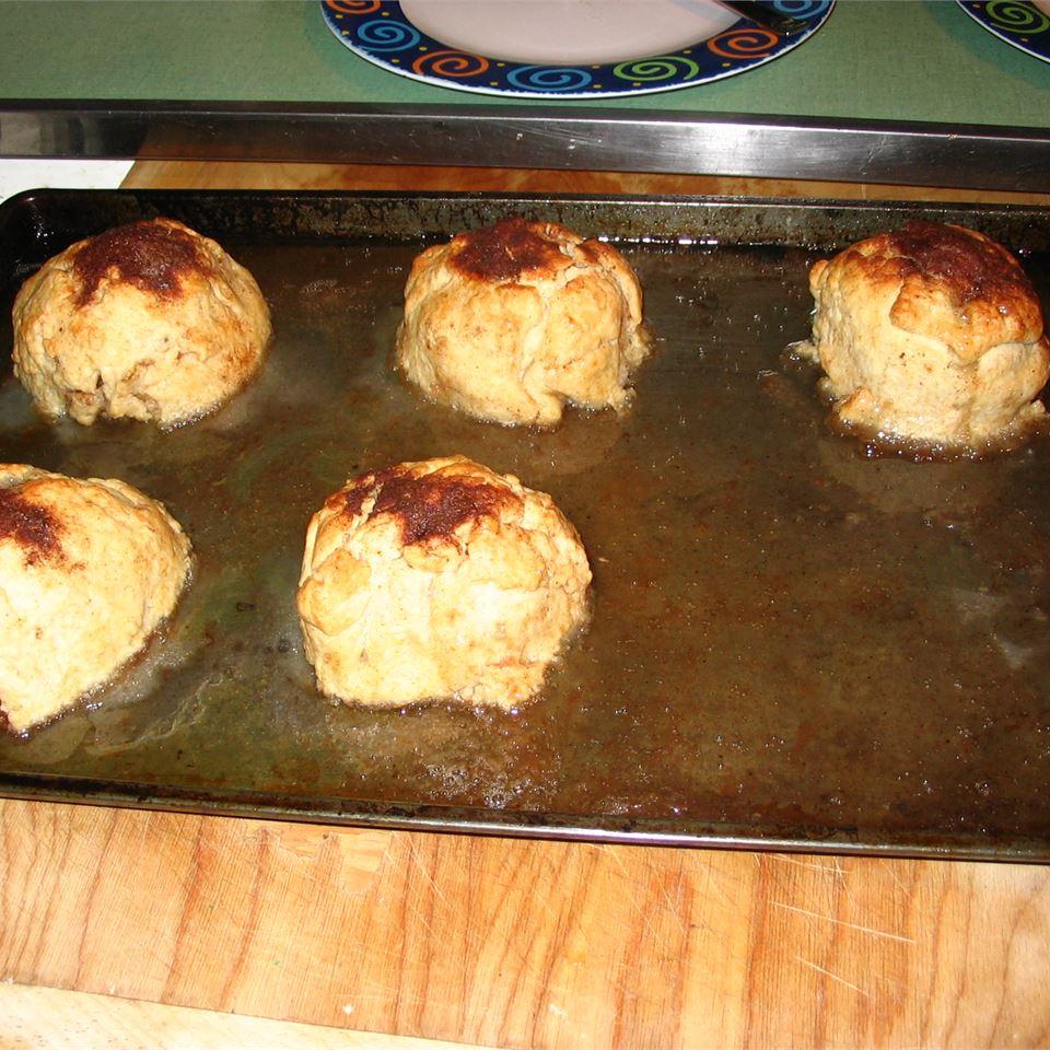 Apple Dumplings II Chef Emily