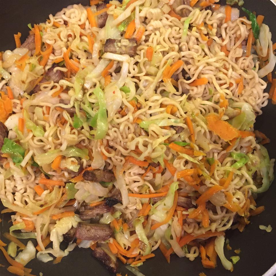 Spicy Thai Steak and Vegetable Stir Fry