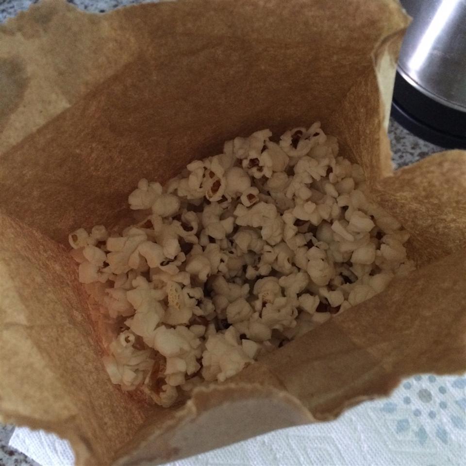 Microwave Popcorn Sandra
