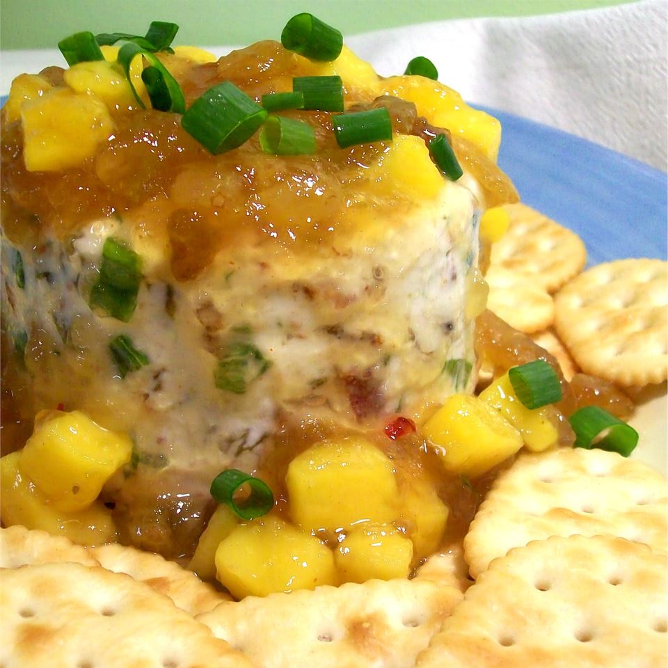 Mango Chutney Cheese Ball PHROGGI19