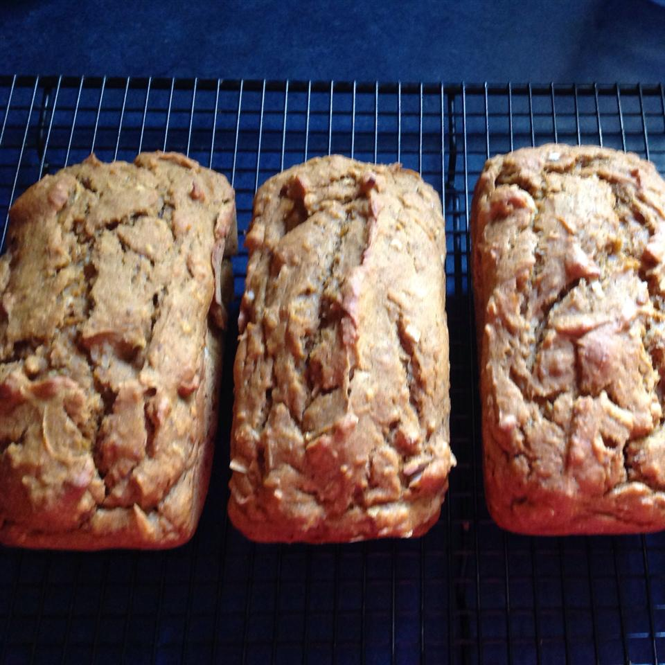 Sweet Potato and Coconut Bread Kristieg