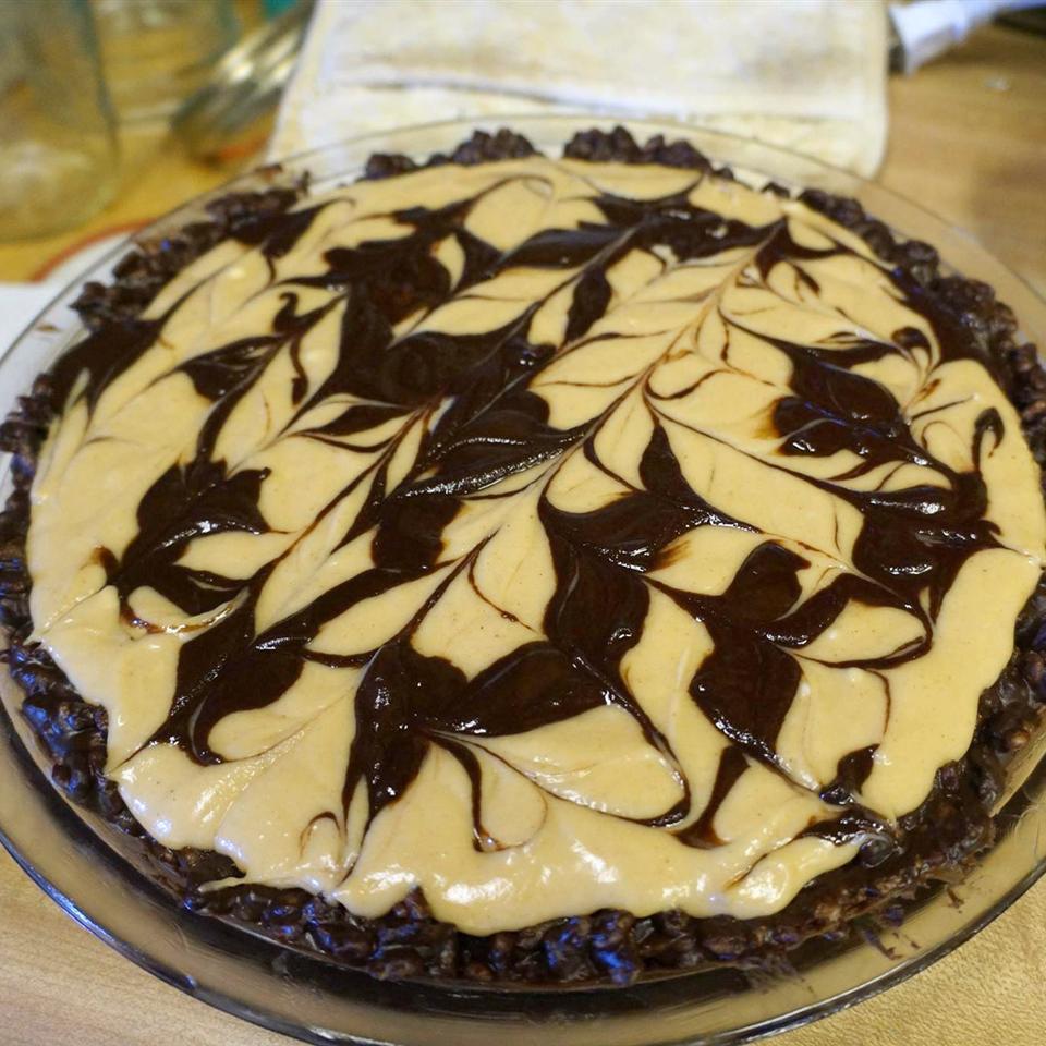 Frozen Peanut Butter Cheesecake Mellisa