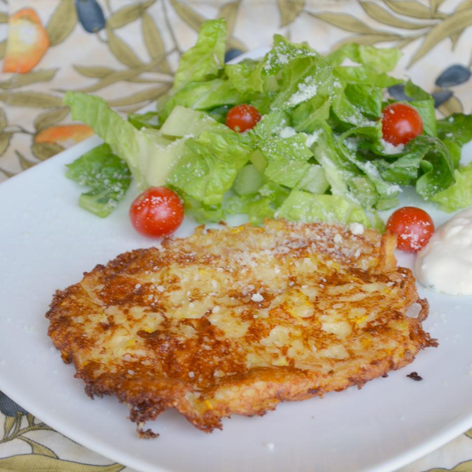 Zucchini Patty Pancakes image