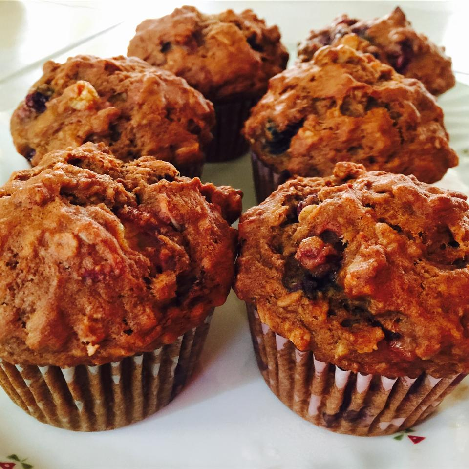 Whole Wheat Blueberry Beet Muffins Donna Lee Newsome