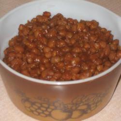 Slow Cooker Homemade Beans Michelle Graham