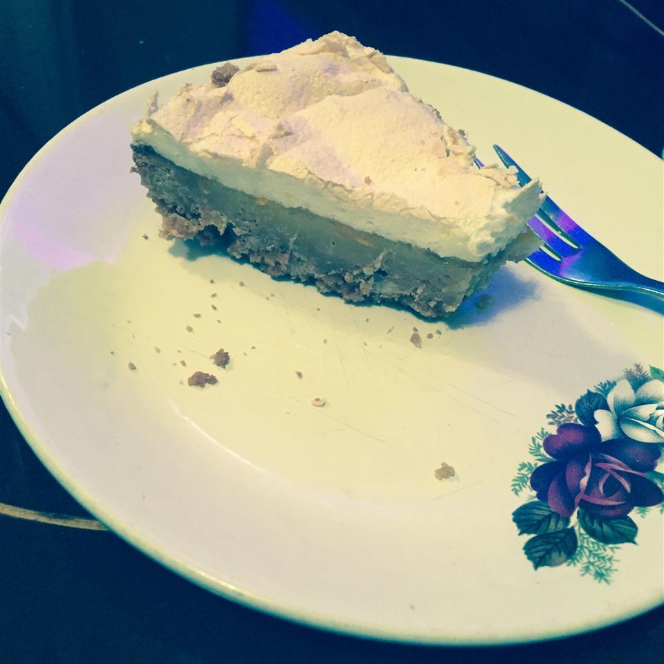 Orange Custard Pie ceebee