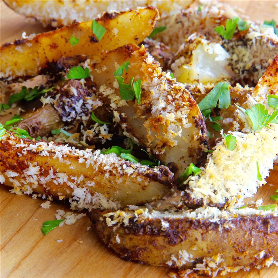 Crispy Potato Wedges image