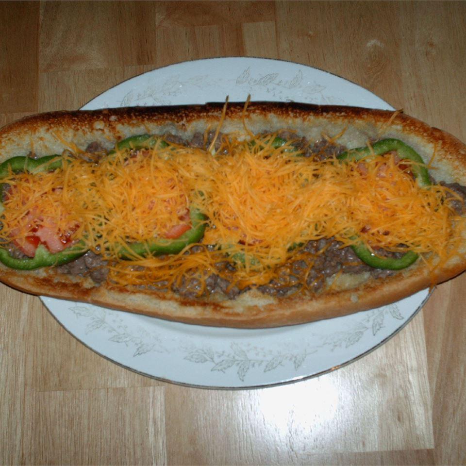 Stroganoff Sandwich Susanna