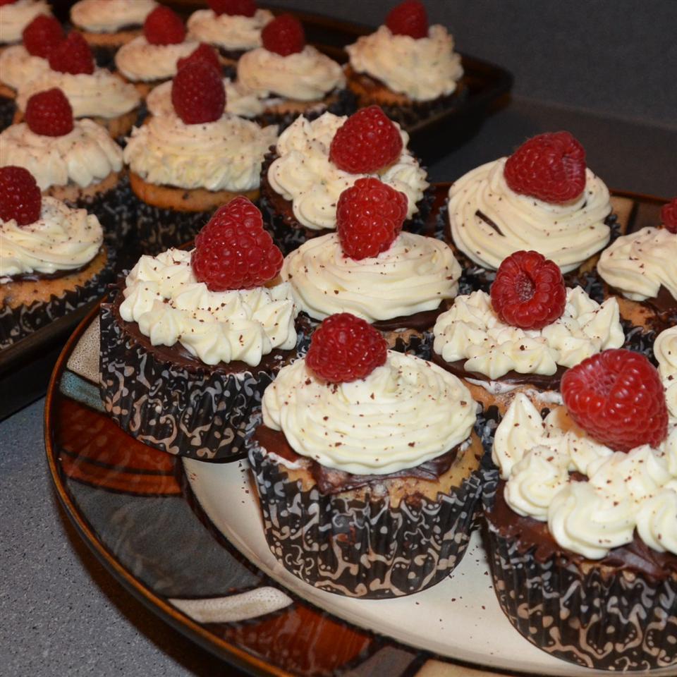 """Zuccotto"" Cupcakes"