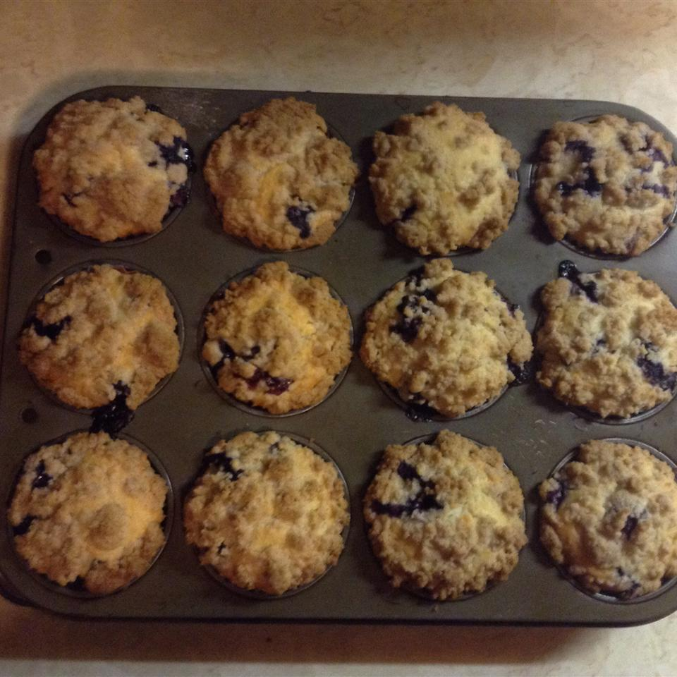 Blueberry Coffee Cake II