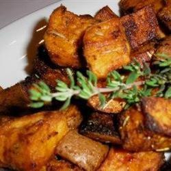 Cajun Style Baked Sweet Potato Dixie'sMom