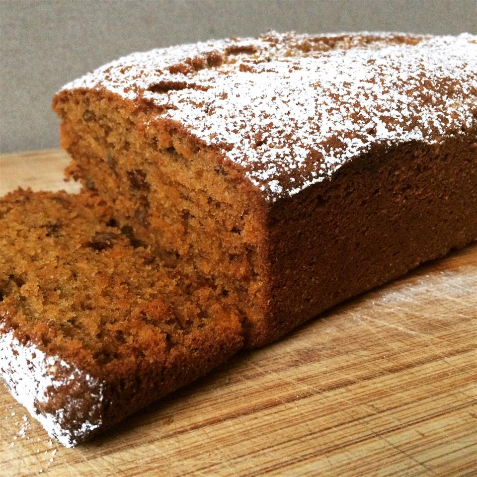 Sweet Potato Bread I Hana Leyva Dvorak