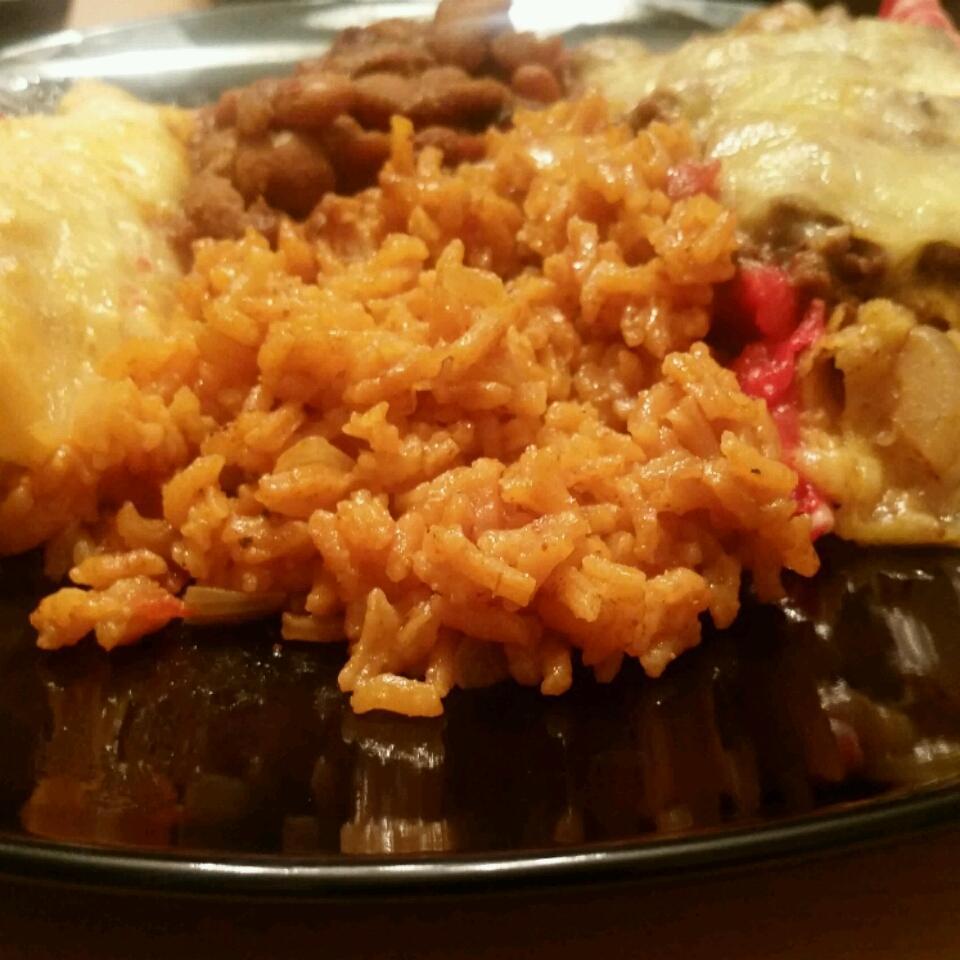 Vegetarian Mexican Rice PFC Adams