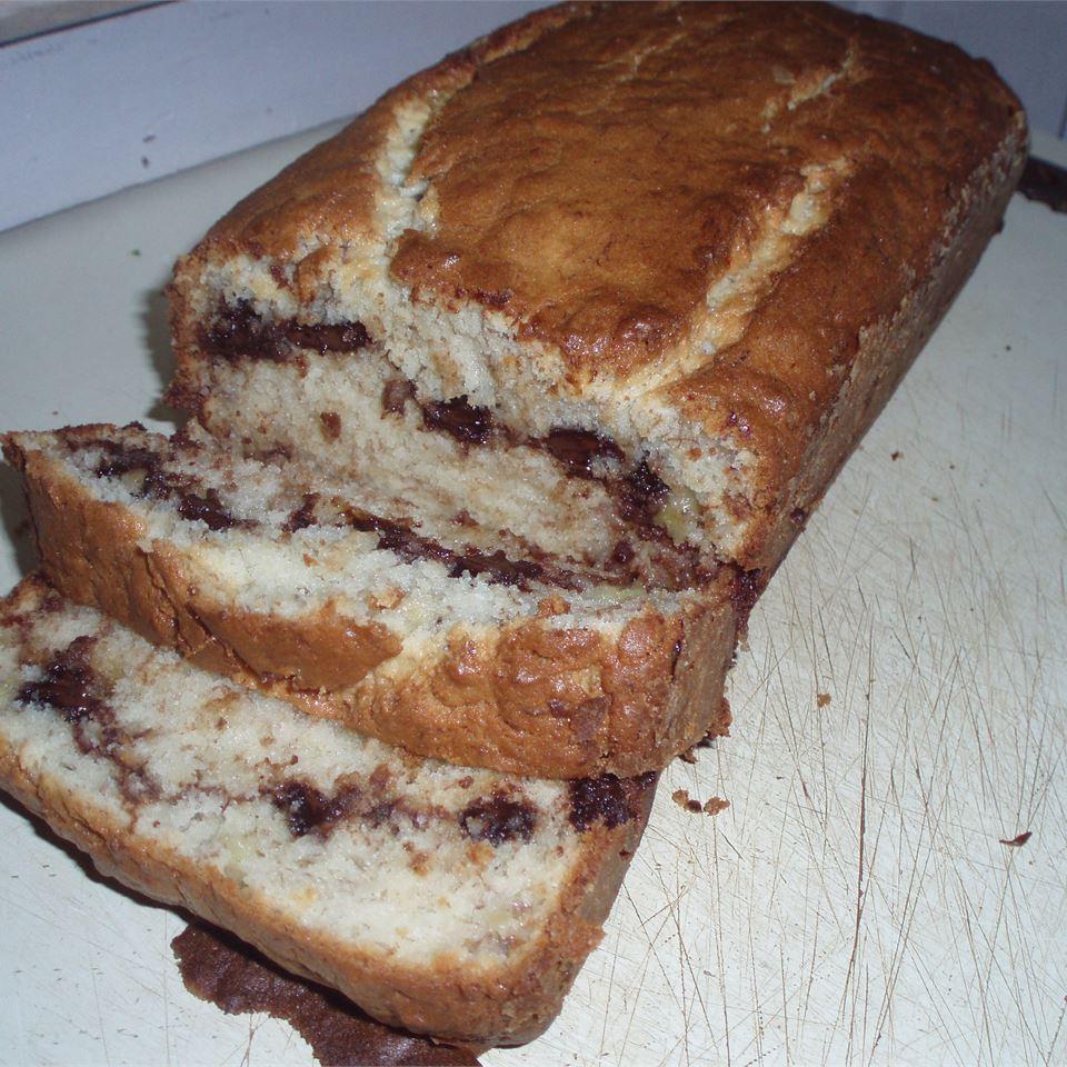 Creamy Banana Bread Nicole
