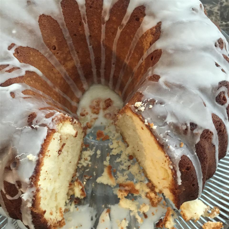 Country Pound Cake