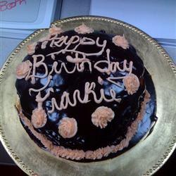 Decadent Chocolate Orange Cake
