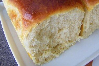 asian water roux white bread recipe