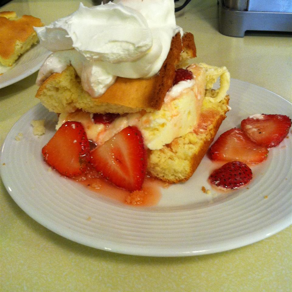 Classic Strawberry Shortcakes Christin Yuppa