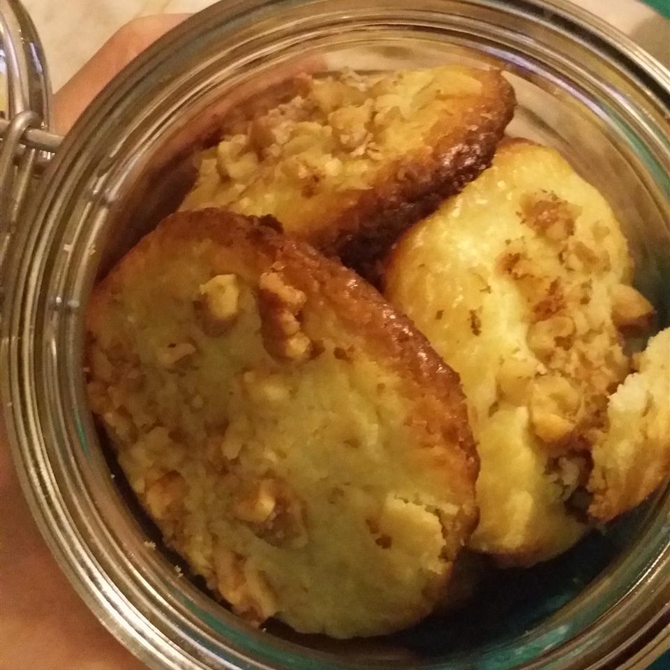 Lemon Nut Cookies Dr.chef