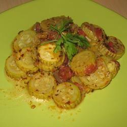 Italian Zucchini Saute Asli   Ocak