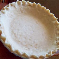 Flaky Food Processor Pie Crust homeschooler3