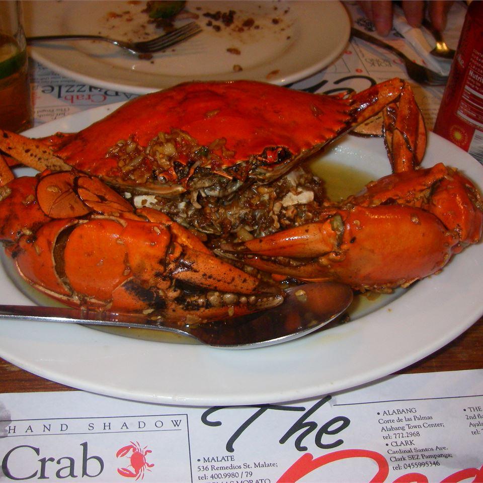 Singaporean Chile Crab Kage