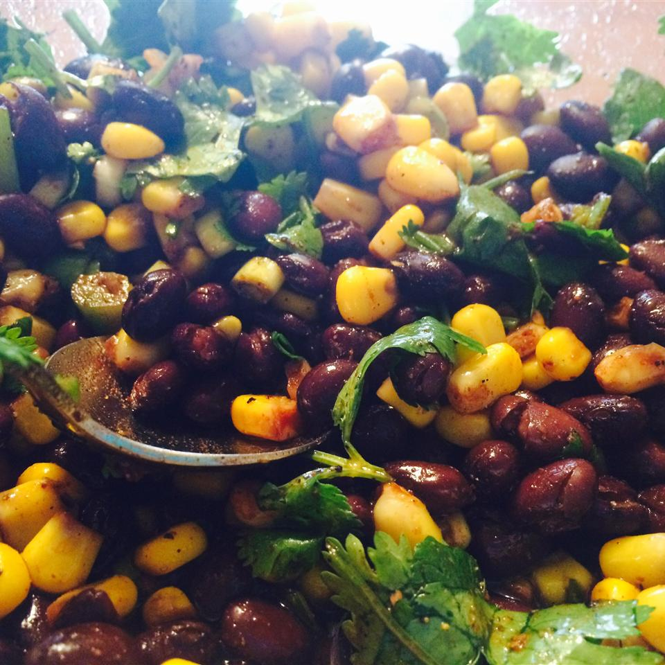 Corn and Black Bean Salad anewport