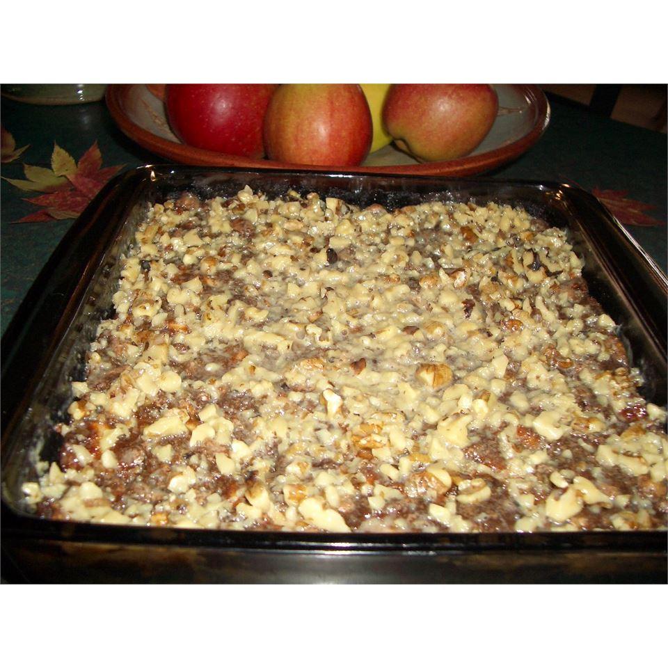 German Apple Pudding Cake Pamela