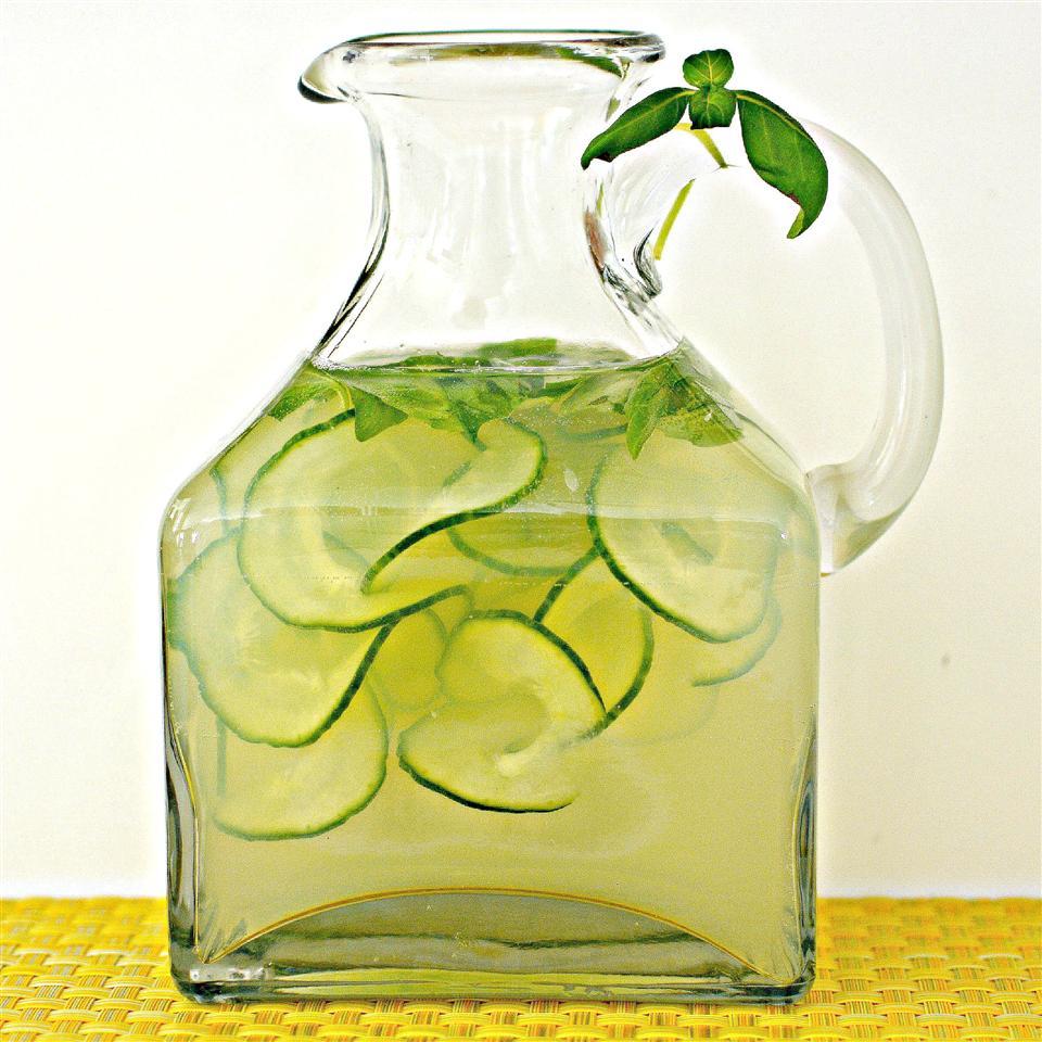 Bethy's Cucumber Basil Lemonade