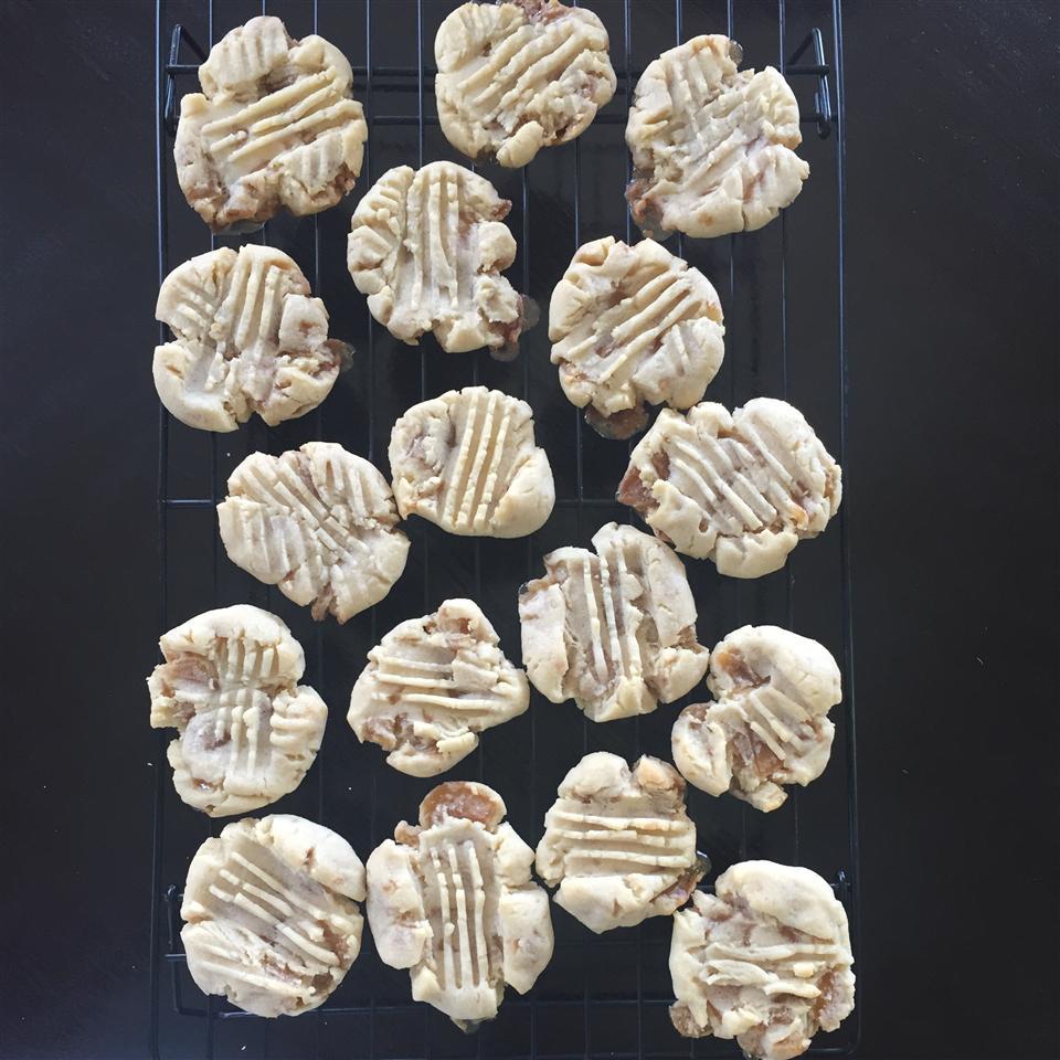 Nougat Cookies Joe Mathews