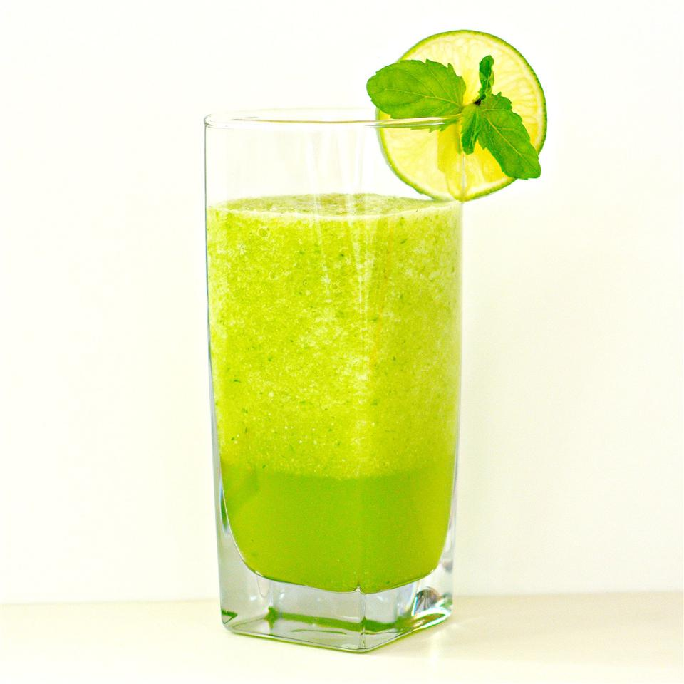 Refreshing Tangy Cucumber Juice