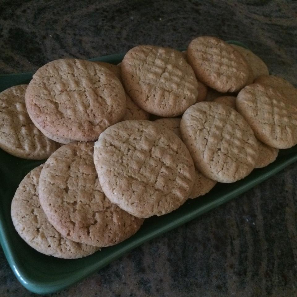 Cashew Butter Cookies Sarah Greenup