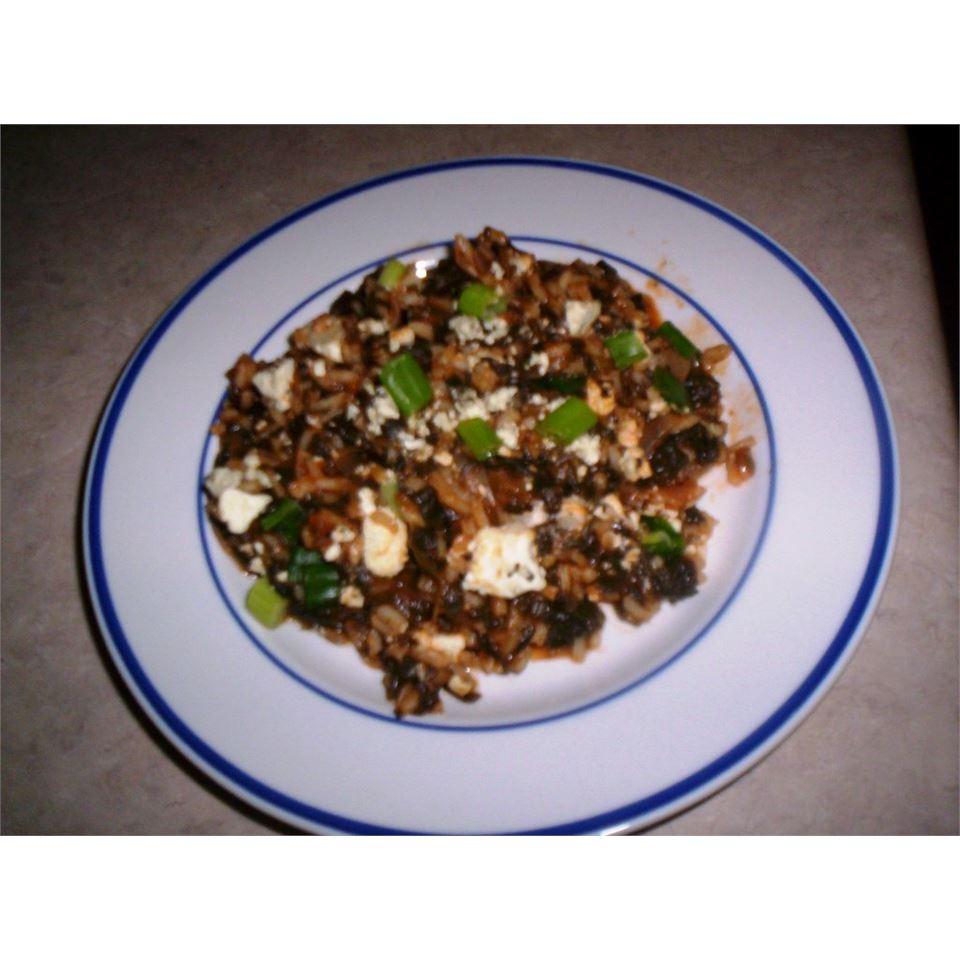 Spinach and Rice (Spanakorizo) Beth