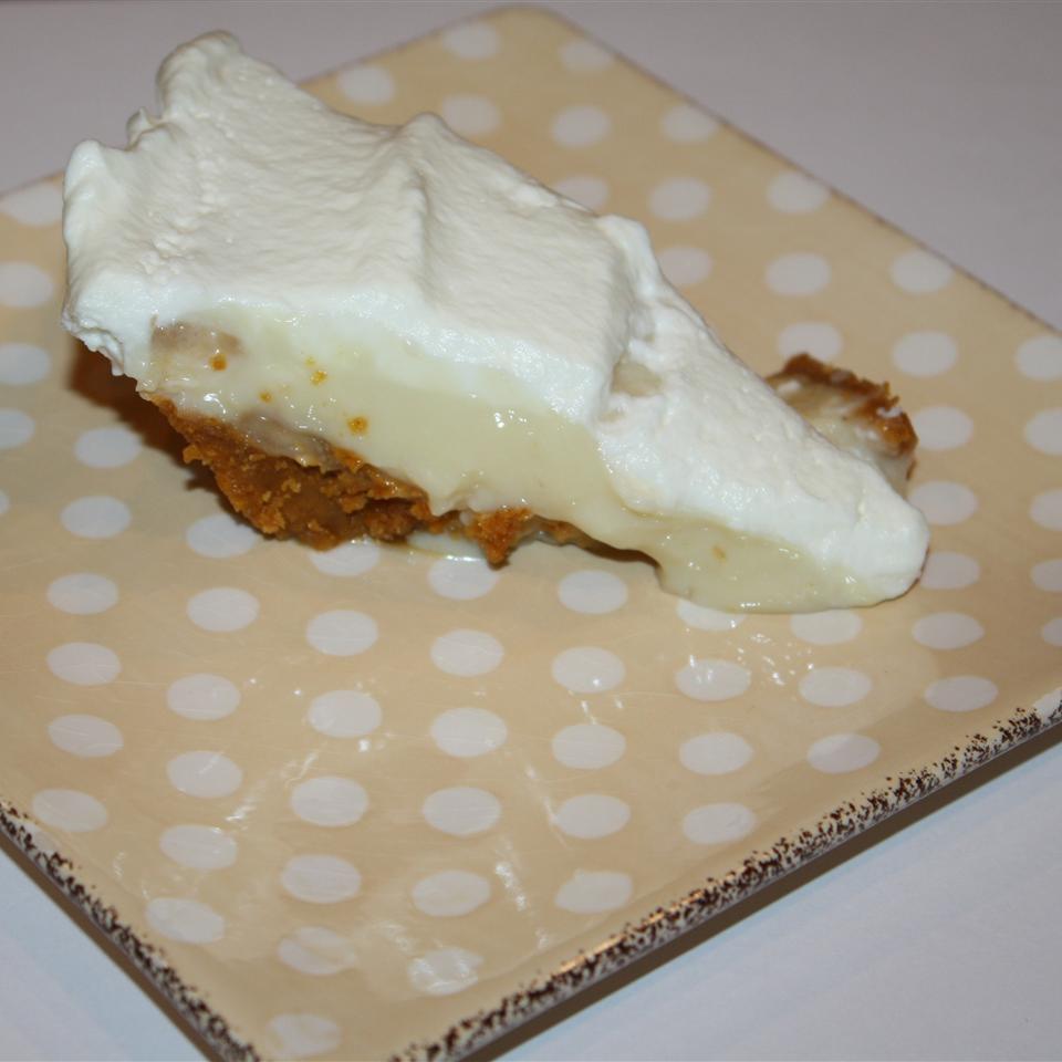 Banana Coconut Cream Pie Jamie S