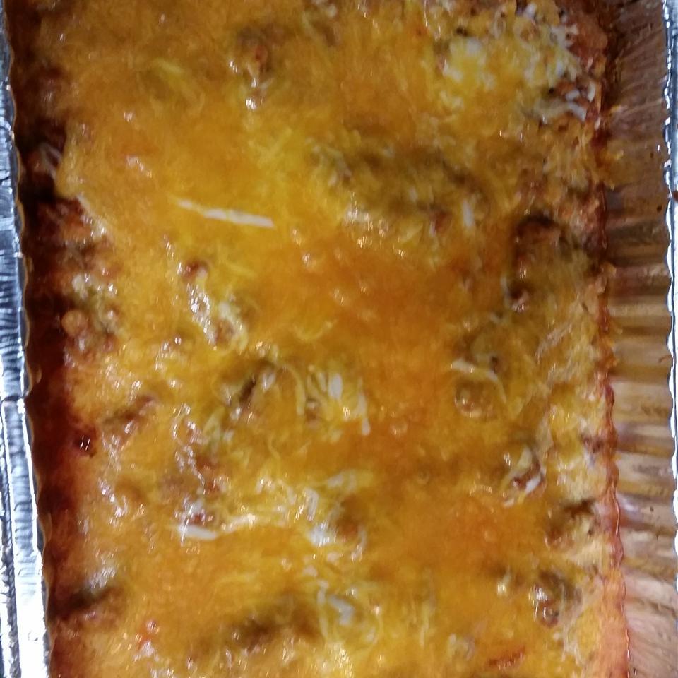 Easy, Cheesy Zucchini Bake Notya Biznes