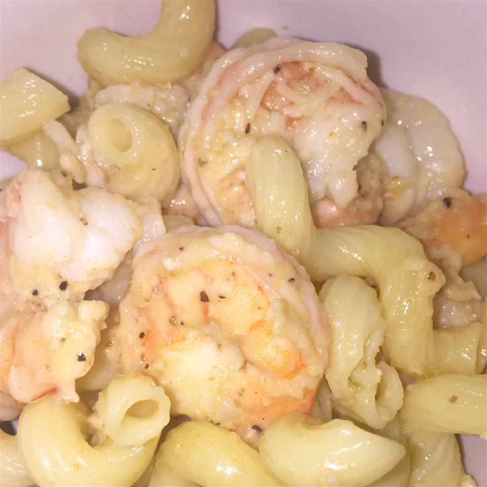 Lemon Pepper Pasta with Shrimp OG