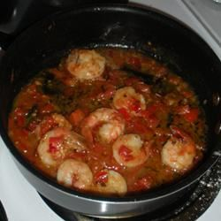 Shrimp Scampi ala Norelllaura Kate Pitches