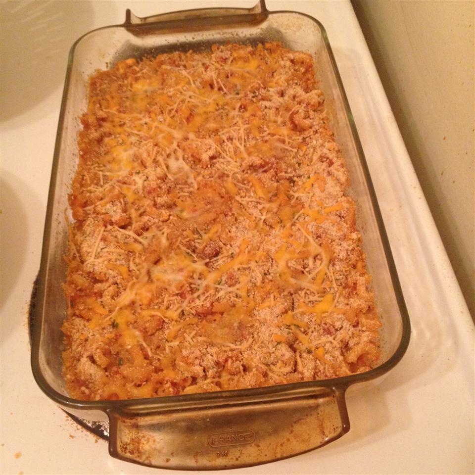 Macaroni And Cheese I alannahjulia
