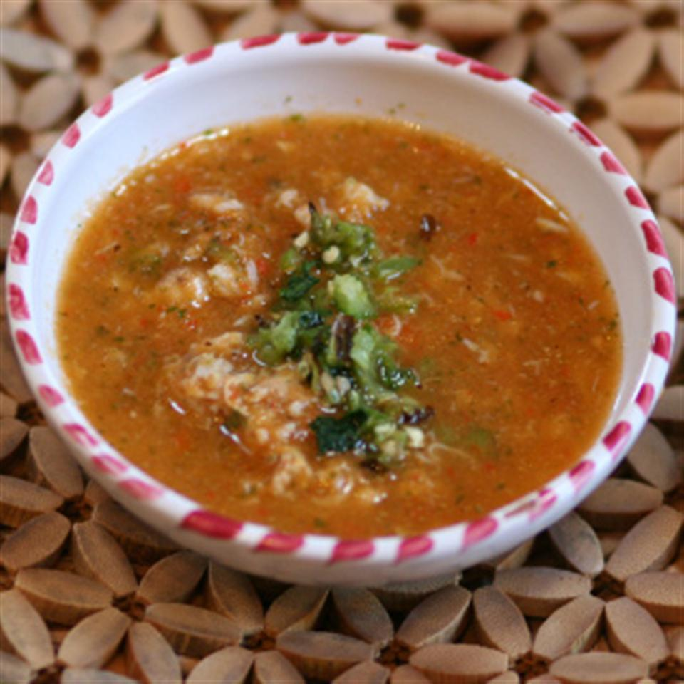 Chilapachole (Spicy Tomato Crab Soup) Trusted Brands