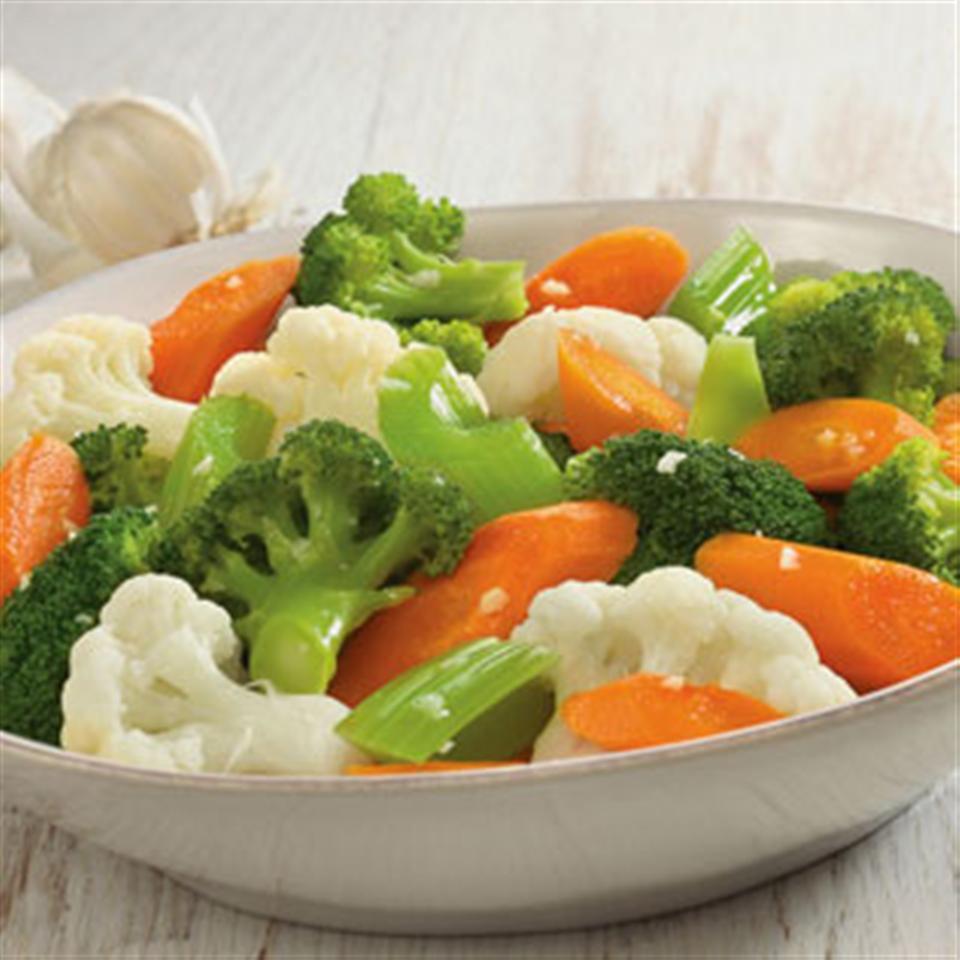 Garlic Seasoned Vegetables