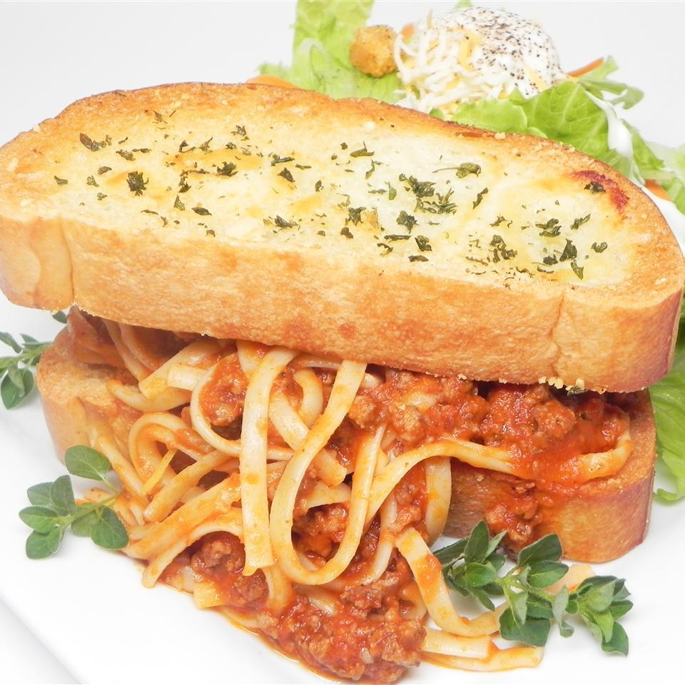 Spaghetti Sandwiches Soup Loving Nicole